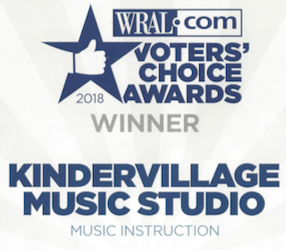 KinderVillage Best Music Education in Wake